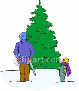 Someone Cutting Down a Tree Clipart | ClipArtHut - Free ...