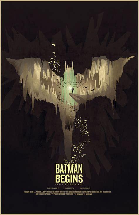 batman trilogy alternative  posters mightymega