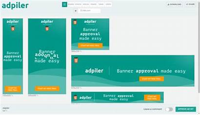 Banner Ads Mobile Layout