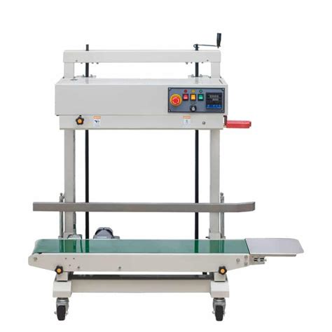 vertical continuous band sealer machine frd