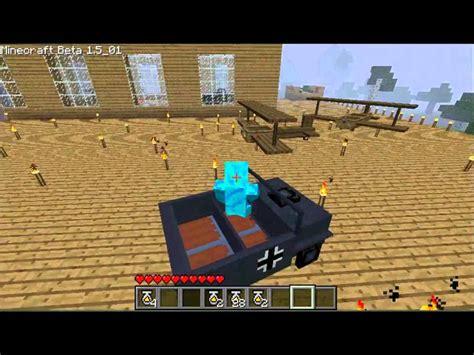 minecraft working car minecraft working car vehicles mod youtube