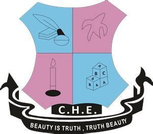 Home Economics College Logo Vector (.CDR) Free Download