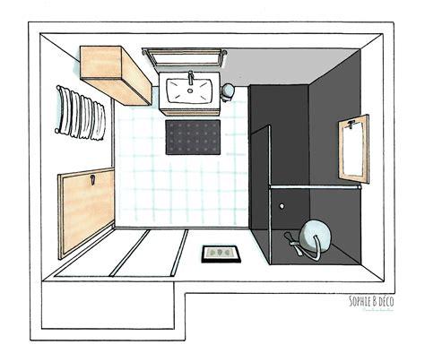 deco cuisine grise et salle de bain rénovation en gris blanc et bois