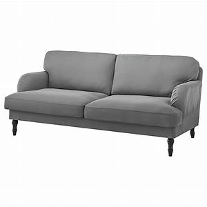 Tischbeine Holz Ikea : stocksund 3er sofa ljungen mittelgrau schwarz holz ikea sterreich ~ Watch28wear.com Haus und Dekorationen