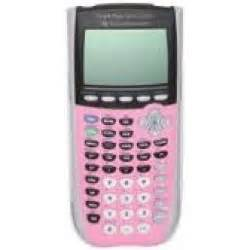 TI-84 Plus Graphing Calculator Pink