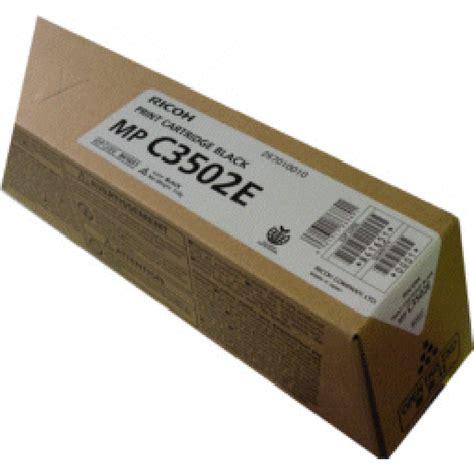 Toner 70 A Original ricoh 842016 toner cartridge black mp c3002 mp c3502