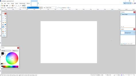 how to change font color in paint windows 10 paint color