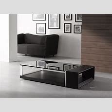 883d Modern Coffee Table  Contemporary Coffee Table With