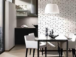 Papier Peint Cuisine Moderne : rido pour salon meuble oreiller matelas memoire de forme ~ Dailycaller-alerts.com Idées de Décoration