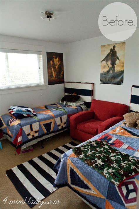 renover une chambre avant apres rénover une chambre d 39 ados idées maison