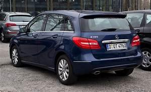 Mercedes Classe B 180 : file mercedes benz b 180 cdi blueefficiency w 246 heckansicht 17 m rz 2012 d ~ Gottalentnigeria.com Avis de Voitures