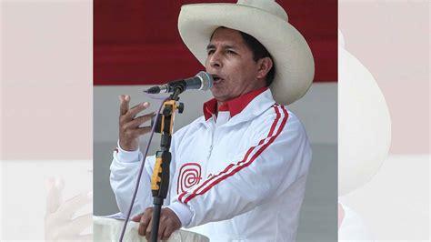 """José pedro castillo terrones (born 19 october 1969) is a peruvian schoolteacher, union leader, and politician. Pedro Castillo condena el """"cobarde ataque"""" de Sendero Luminoso en Perú - Mundo - Opinión Bolivia"""