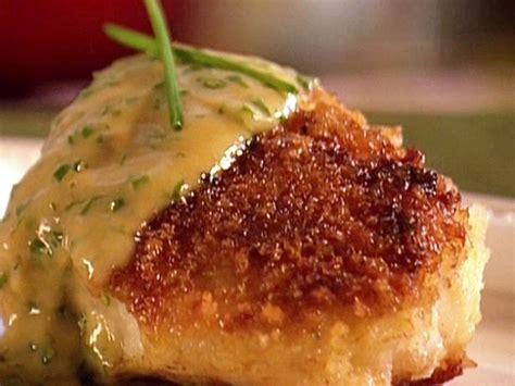 seared   chive butter sauce recipe aaron mccargo