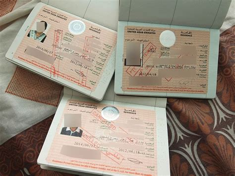 UAE waived All Visit and Residence Visa fines - Small ...