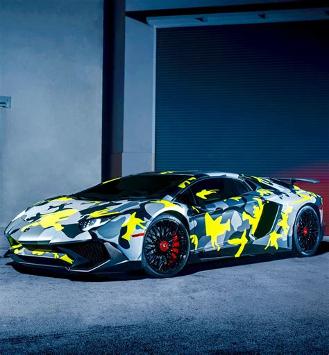 Camouflage Cars By Living 4cars