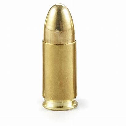 9mm Luger Grain Fmj 124 Ammo Rounds