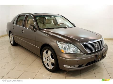how to sell used cars 2005 lexus ls electronic toll collection 2005 lexus ls 430 pictures information and specs auto database com