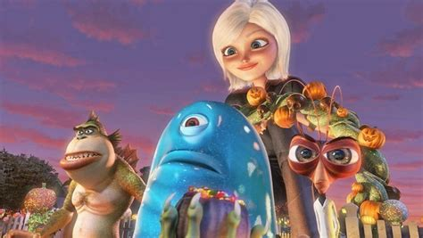"""monsters Vs. Aliens"" Are"