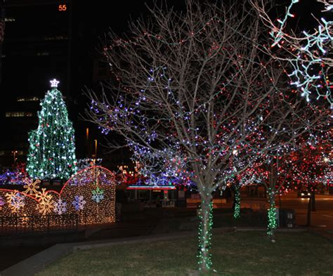 christmas tree lighting cleveland christmas tree lighting