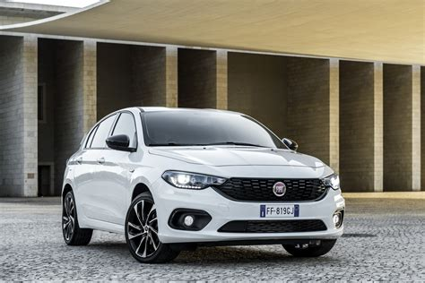 tipo s design new fiat tipo s design brings sporty style and more kit 22 pics carscoops