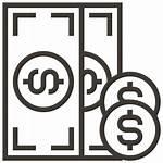 Cash Pawnshop Loan Currency Financial Money Icon