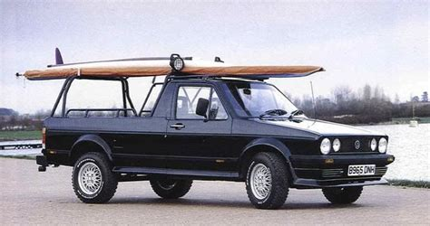 volkswagen caddy pickup lifted vwvortex com something you don t see everday lifted 81