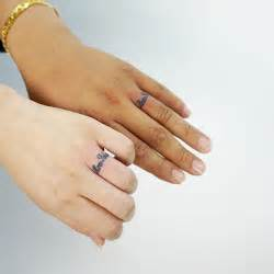 150 best wedding ring tattoos designs 2017 collection - Unique Wedding Ring Sets