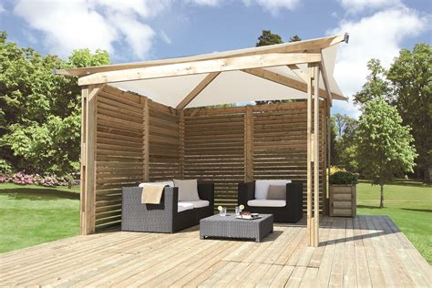 tonnelle pour mobil home le kiosque acheter couverture terrasse made in