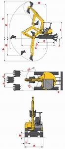 Gehl Excavator Z45