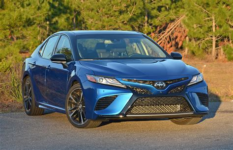 2018 Camry Xse V6 Review by 2018 Toyota Camry Xse V6 Review Test Drive