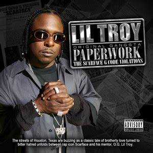 Paperwork: The ... Lil Troy Quotes