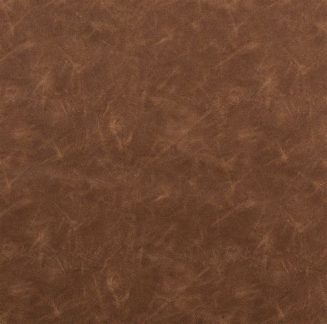 Leather Upholstery by Saddle Brown Faux Cow Hide Leather Grain Soft Vinyl