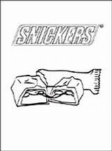Snickers Coloring Wrapper Colorare Kleurplaat Kat Disegno Template Gratis Kleurplaten Colorir Twix Candy Pagina Cibo Eten Kolorowanki Desenhos Disegni Deze sketch template