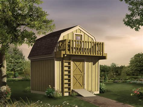 shed with loft sellersville shed with loft plan 002d 4514 house plans