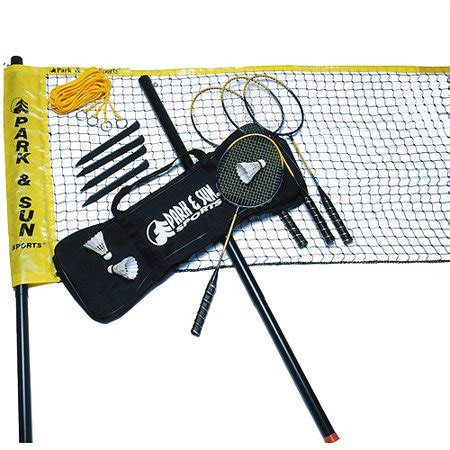 foto de Park & Sun Badminton Pro Set Walmart com