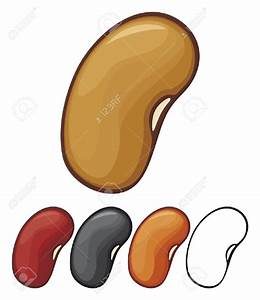 Seeds clipart bean seed - Pencil and in color seeds ...