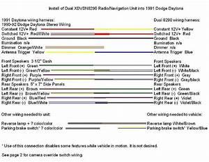 Pt Cruiser Stereo Wiring Diagram - Database