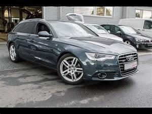 Audi A 6 Gebraucht : audi a6 avant aviatorblau metallic gebraucht ~ Jslefanu.com Haus und Dekorationen