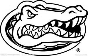 Florida Gator Logo Coloring Pages | Coloring Pages