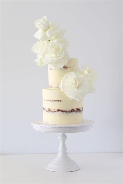buttercream wedding cakes naked cakes macaron towers