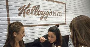 Kellogg's to open all-day cereal cafe in Times Square - NY ...