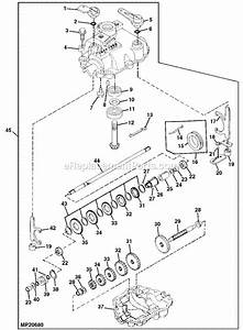 John Deere Lt160 Parts Diagram