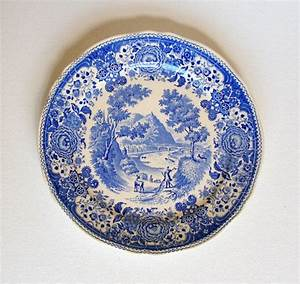 Villeroy Boch Berlin : villeroy boch burgenland blue antique dinner plates made in germany set of 3 collectibles ~ Frokenaadalensverden.com Haus und Dekorationen