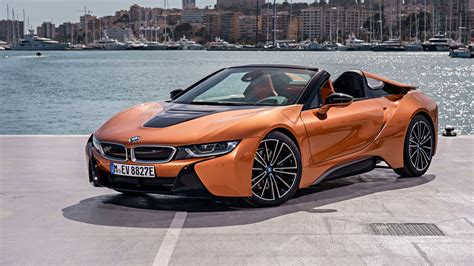 Bmw I8 Roadster Hd Picture by 2018 Bmw I8 Roadster 4k 2 Wallpaper Hd Car Wallpapers