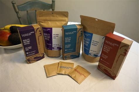 The green coffee for this product was produced in colombia from trees of the arabica species. Waka Coffee Review - Does This Instant Coffee Live Up to the Hype?