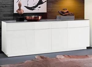Otto Sideboard Weiß : steinhoff sideboard sharpcut breite 199 cm otto ~ Indierocktalk.com Haus und Dekorationen