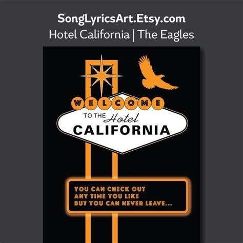 Can Employers Check Your by One Of The Best By The Eagles Hotel California Quot You Can