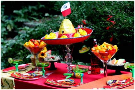 Host A Mexican Fiesta Party! Pizzazzerie