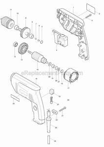 Makita 6410 Parts List And Diagram   Ereplacementparts Com