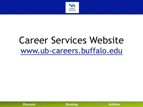 at buffalo career services make the most of a